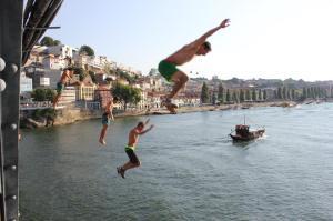 salto da ponte